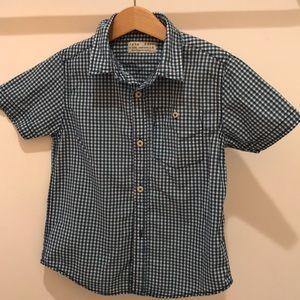 Zara short sleeved polo shirt for boys